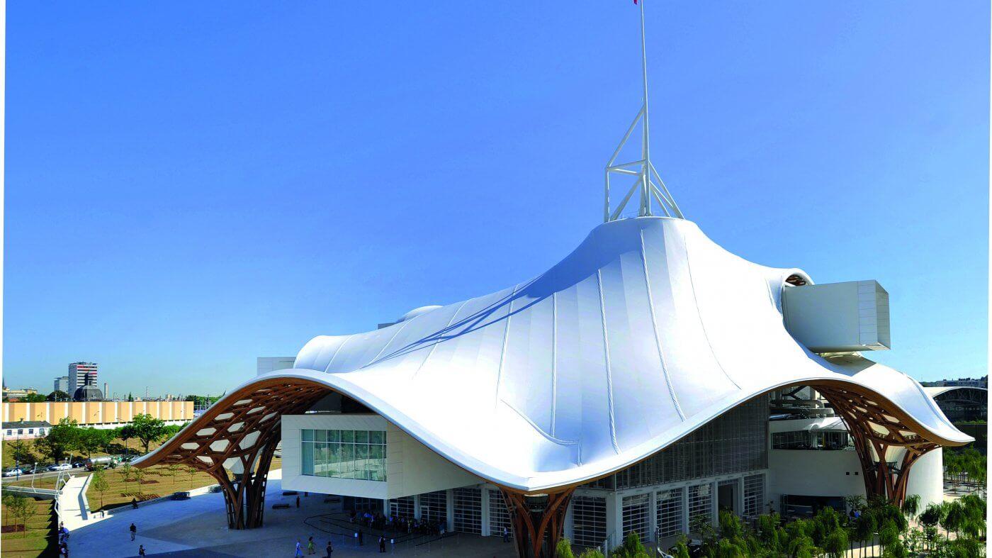 Découverte France Centre Pompidou Metz Moselle Grand-Est Lorraine