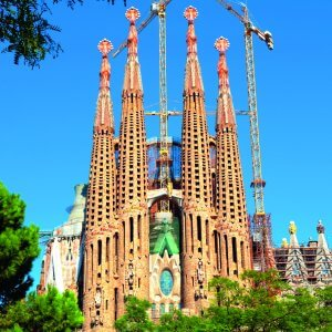 Sagrada Familia, Barcelona – Spain