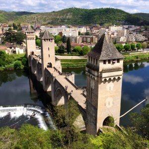Pont Valentré à Cahors – Grands Sites de Midy-Pyrénées