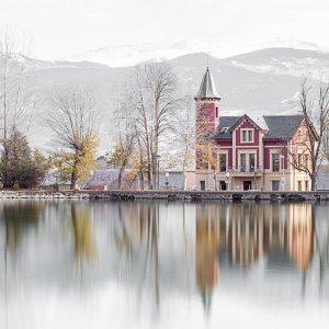Andorre_Puigcerda-lac-maisons