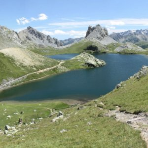 Andorre_lac Engolasters