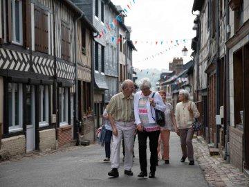 Le spécialiste des voyages en groupe pour les seniors