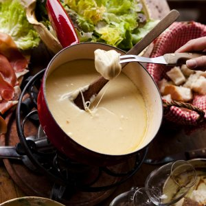 gastronomie – fondue