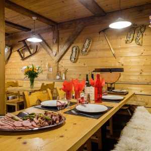 photo d – restaurant savoyard