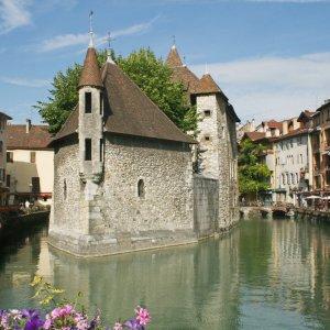 vieille prison d'Annecy